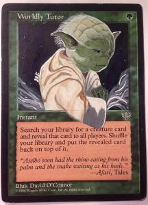 Yoda Alteration