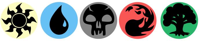 mana symbols